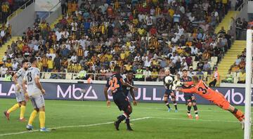 Malatyaspor 3-0 Medipol Başakşehir
