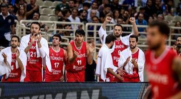 A Milli Erkek Basketbol Takımı, çarşamba günü Çin yolcusu