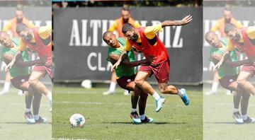 Galatasarayda Konyaspor hazırlıkları sürüyor