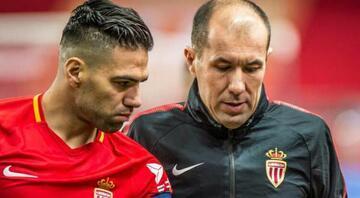 Son Dakika: Slimani geldi ama Falcao da Monacoda kalabilir 4-4-2 detayı...