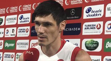 Ersan İlyasova: Kolay grupta değiliz