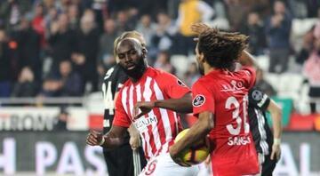 Souleymane Doukara, Antalyaspordan ayrıldı | Transfer haberleri...