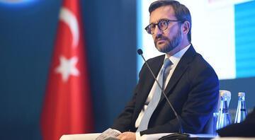 İletişim Başkanı Altun: Cumhurbaşkanımız gerekli adımların atılması için yetkilileri göreve çağırdı