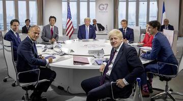 İran Dışişleri Bakanı G7 Zirvesinin düzenlendiği Biarritz kentinde