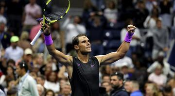 Nadal ikinci tura çıktı, Thiem ve Stephensten erken veda