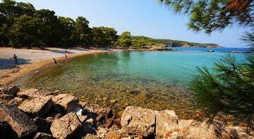 Türkiye'nin görülmesi gereken saklı plajları Çoğunu ilk kez duyacaksınız...