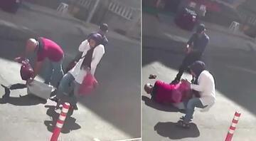 Çorluda kanlı pusu Sevgililere sokak ortasında saldırı: Bir ölü
