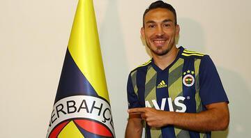 Mevlüt Erdinç Fenerbahçede