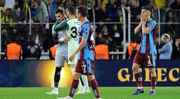 Lider Fenerbahçenin konuğu Trabzonspor 22 yıldır yenilmedi...