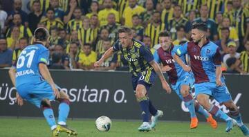 Fenerbahçe 1-1 Trabzonspor