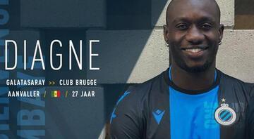 Diagne Galatasaraya veda etti, Belçikalıları şaşkına çevirdi