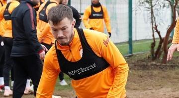 Galatasarayda son dakika Martin Linnes kararı