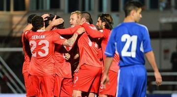 96 yıllık tarihimizde Andorra ile 3. kez karşılaşacağız