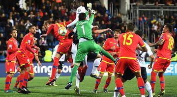Galibiyete hasret takım: Andorra 112 resmi maçta 103 yenilgi...