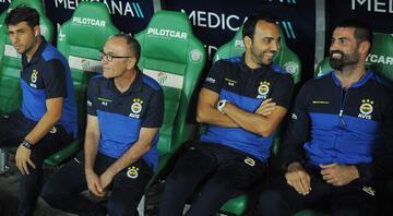 Bursada ilklerin maçı Volkan Demirel, Gustavo...