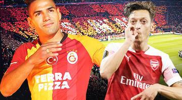 Galatasaraya Emirates modeli Stadyum...