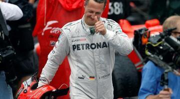 Michael Schumachere Pariste gizli operasyon