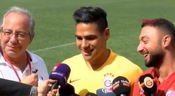 Radamel Falcao: Galatasarayın teklifi haziran ayı başında geldi