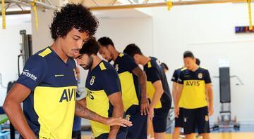 Fenerbahçede Alanyaspor hazırlıkları sürüyor