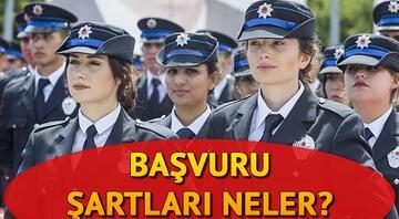 500 kadın özel harekat polisi alımı başvuru şartları