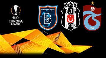 UEFA Avrupa Liginde perde açılıyor 3 temsilcimiz de deplasmanda...