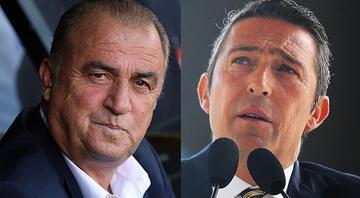 Son Dakika | Fenerbahçe - Galatasaray geriliminde Fatih Terimden Ali koç kararı...