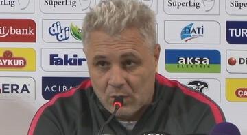 Sumudica: Beşiktaş maçından daha zordu