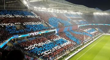 Trabzonspor-Beşiktaş maçının biletleri satışta En ucuzu 70 lira...
