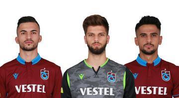Trabzonspor KAPa bildirdi 3 futbolcunun...