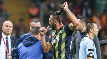 Fenerbahçede Vedat Muriqinin ardından Mevlüt Erdinç depremi