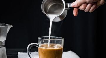 Hiç aklınıza gelmeyecek bir etkisi var Sütü ısıtıp kahveye eklediğinizde..