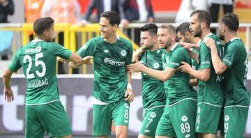 Konyaspor, Kasımpaşayı farklı devirdi