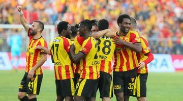Göztepe 4-0 Kayserispor