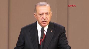 Cumhurbaşkanı Erdoğan: ABDnin bölgeden çekilme olayı başladı