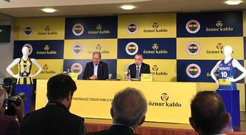 Fenerbahçe tarihinde ilk Kadın basketbola sponsor...