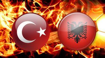 Türkiye Arnavutluk milli maçı ne zaman, saat kaçta, hangi kanaldan canlı yayınlanacak
