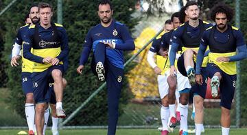Fenerbahçede Denizlispor hazırlıkları sürüyor