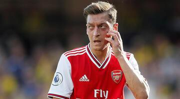 Arsenalden Mesut Özil açıklaması