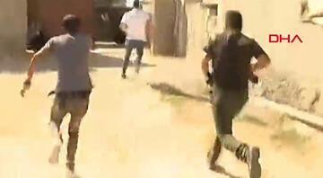 Akçakalede sivillere saldırı Gazetecilerin kaldığı otelin yakınına havan mermisi atıldı