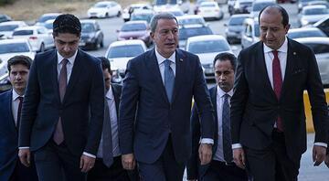 Bakanı Akardan CHP ve MHPye ziyaret