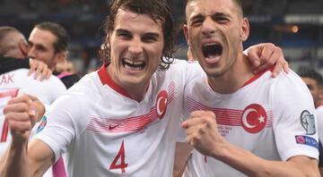 Fransa-Türkiye maçı sonrası o paylaşım