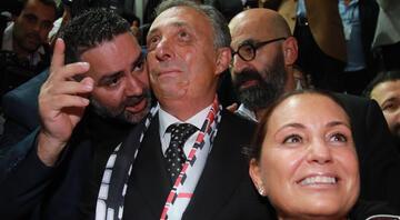 Ahmet Nur Çebi, başkanlığının ilk dakikalarında kaza geçirdi