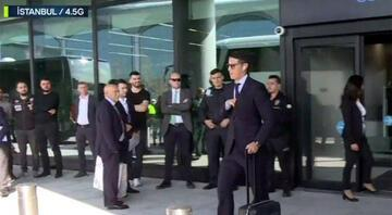 Son Dakika: Real Madrid İstanbula geldi