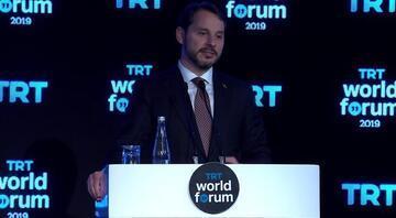 Bakan Albayrak: Türkiye cari fazlada geçen yıla göre rekor kırdı
