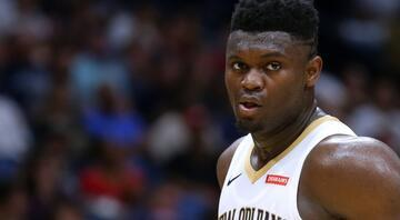 New Orleans Pelicansa şok haber Zion Williamson...