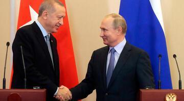 Tarihi zirve sonrası Cumhurbaşkanı Erdoğan ve Putinden ortak açıklama