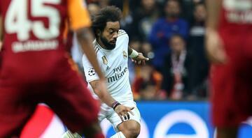Marcelo: Galatasarayın stadın maç kazanmak zor