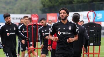 Beşiktaş Bragaya 5 eksikle çalıştı
