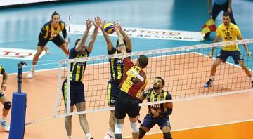 Fenerbahçeyi mağlup eden Galatasaray şampiyon