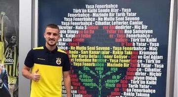 Fenerbahçeden sürpriz transfer Fatlind Azizi...